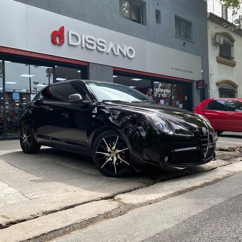 Alfa Romeo Quadrifoglio 1.4 Tbi Qv 2015 Dissano Automotores