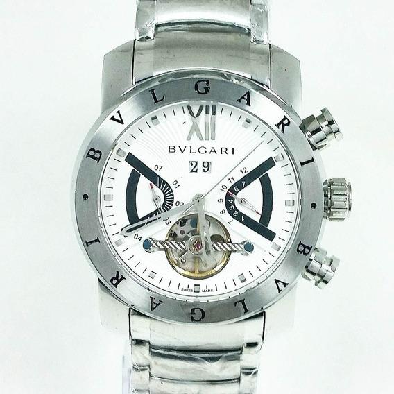 Relógio J88 Bv Branco Linha Iron Man Aço + Caixa
