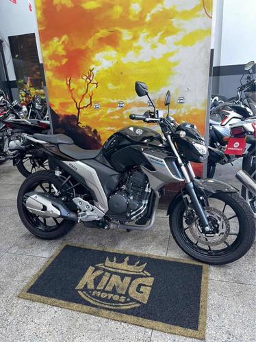 Yamaha Fz25 Fazer 250 - 2021 -  Preta - King Motos