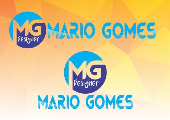 Logo Logótipo E Logomarca - Criação Em Geral