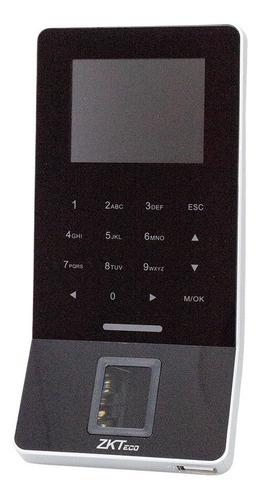 Imagen 1 de 10 de Reloj Lector Huellas Zkteco F22 Wifi Acceso Biometrico Tarje