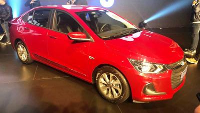 Chevrolet Onix Plus 1.0 Premier Turbo Aut. 2020 0km