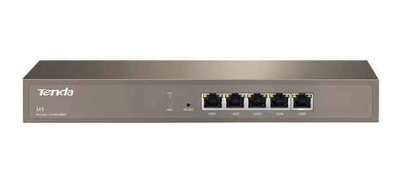 Tenda Controladora Acceso 5 Puertos Gigabit Monitoreo M3