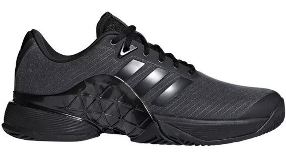 Tenis adidas Barricade Edicion Especial Negro 31 Unico