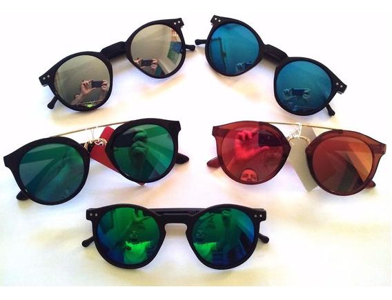 Lentes Gafas Sol X Mayor 20 Unidades Surtidos + Fundas