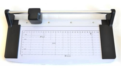 Guillotina Rotativa Para Papel 32cm