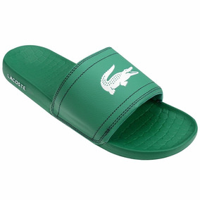 Chinelo Lacoste Slide Fraisiers