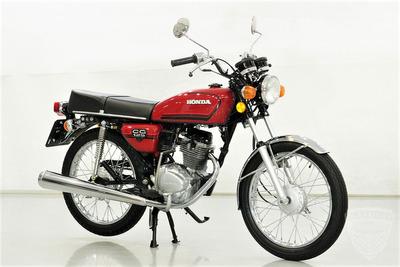Honda Cg 125 1982 82 - 42.000 Km - Absolutamente Original