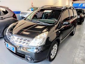 Nissan Grand Livina 1.8 Sl 16v Flex 4p Automático 2011/2012