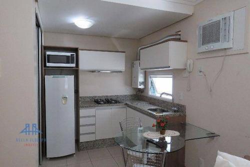 Imagem 1 de 9 de Apartamento Com 1 Dormitório À Venda, 48 M² Por R$ 410.000,00 - Centro - Florianópolis/sc - Ap0924