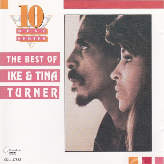 The Best Of Ike And Tina Turner / 10 Best Series / Cd