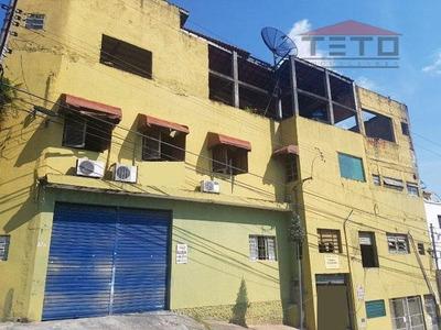 Predio Comercial Com 2 Salôes + Residências - Para Renda Ou Moradia - Cangaiba - São Paulo - - Pr0002