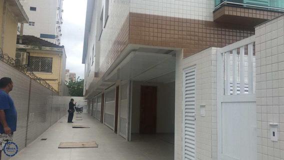 Casa De Condomínio Com 2 Dorms, Campo Grande, Santos - R$ 485 Mil, Cod: 14494 - V14494