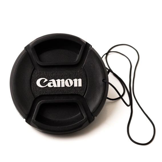 Tampa Canon Lente 18-55mm T3i T4i T5i T6i - Ø 58mm