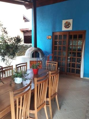 Imagem 1 de 20 de Ref: 9963 - Linda Casa Em Cond. No Bairro Jardim Ana Estela  - Carapicuíba Com 770 M² Com 3 Dorms. (1 Suíte Com Closet E Varanda), 4 Vagas. - 9963