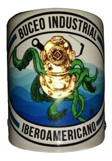 Taza Mágica De Buceo Industrial Iberoamericano