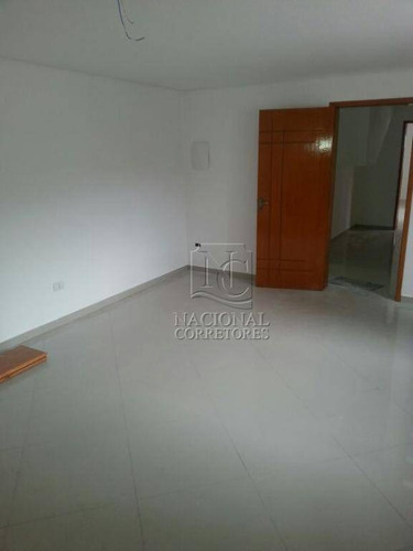 Cobertura Com 2 Dormitórios À Venda, 67 M² Por R$ 480.000,00 - Vila Francisco Matarazzo - Santo André/sp - Co5463