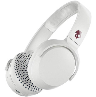 Auricular Bluetooth Skullcandy Riff Blanco Mic 3