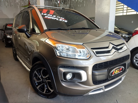 Citroën/ Aircross Glx 1.616v 2011 Completo - H2 Multimarcas