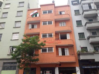 Kitnet Com 1 Dormitório Para Alugar, 25 M² Por R$ 800/mês - Parque Santa Cecília - São Paulo/sp - Kn0072
