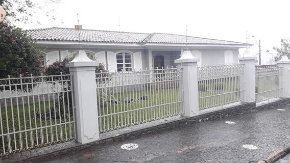 Casa Com 4 Dormitórios Para Alugar, 780 M² Por R$ 15.000,00/mês - Jardim Carvalho - Ponta Grossa/pr - Ca0449