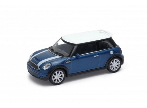 Mini Cooper S 1:43 Welly Ploppy 373235