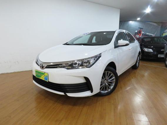 Toyota Corolla 1.8 Gli Upper Flex Aut. Cpl C/ Couro + Rodas