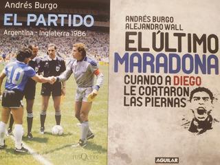 El Partido Argentina-inglaterra 1986 Y El Último Maradona