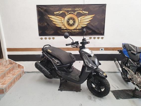 Yamaha Bws X 125 Mod 2014 Al Día Traspaso Incluido