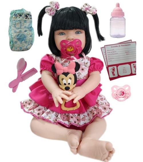 Boneca Tipo Reborn Linda Japonesa! Em Promoção Especial