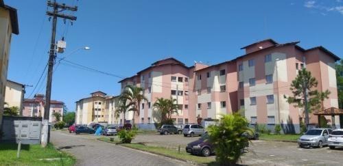 Apartamento Térreo No Umuarama Em Itanhaém Sp - 6859   Npc