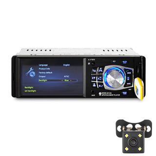 4012b 4.1-inch Coche Radio Estéreo Fm / Mp5 Reproducto Cont