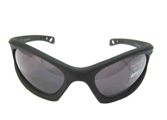 Óculos De Sol Spy - Original - Mod Shadow 43 - Preto Fosco
