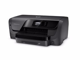 Impressora Jato De Tinta Color Hp - Oj Pro 8210 Duplex/wifi/
