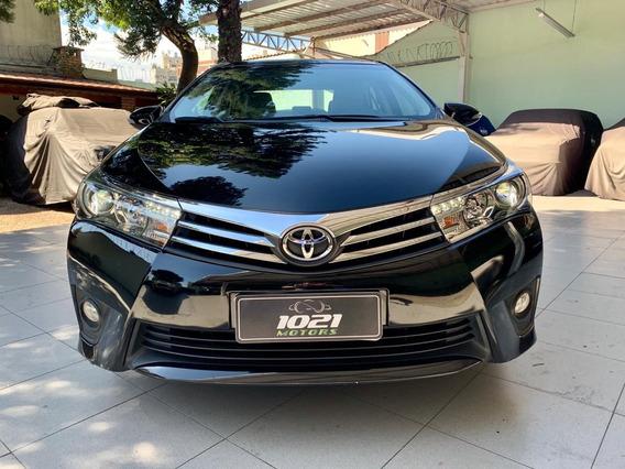 Toyota Corolla 2.0 Altis 16v Flex 4p Automático 2015/2016