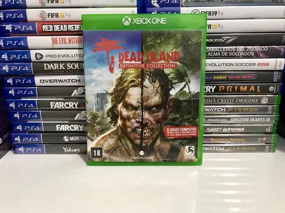 Dead Island Definitive Collection Xbox One Fisica Seminovo