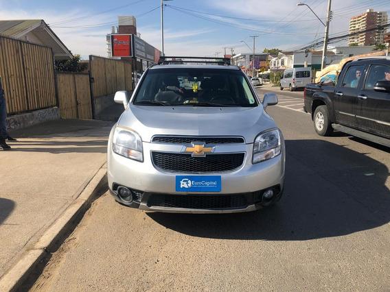 Chevrolet Orlando Ls 2.0 Diesel 2013