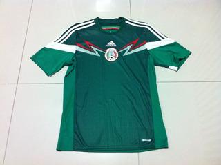 Camisa Seleção Do México 2014, Tamanho M, Na Etiqueta