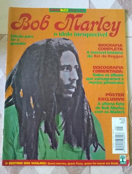 Revista Show Bizz Especial Bob Marley - O Ídolo Inesquecível