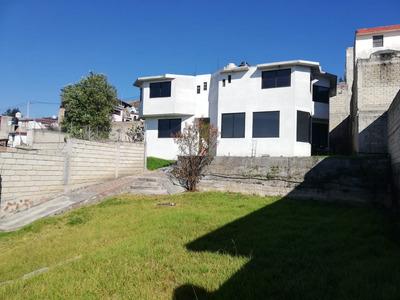 Casa En Venta San Mateo Oxtotitlán Toluca 5 Recámaras