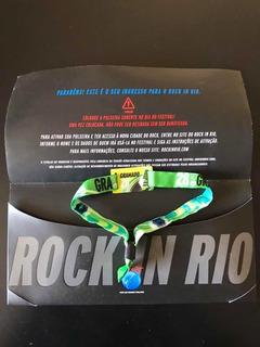 Ingresso Meia Rock In Rio 28/09 Rir Foo Fighters