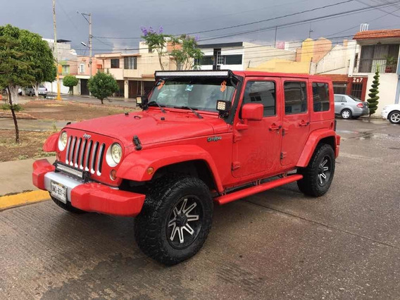 Jeep Wrangler 2010 3.8 Unlimited X 4x2 At
