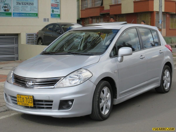 Nissan Tiida Emotion At 1.8cc Ct Full Equip