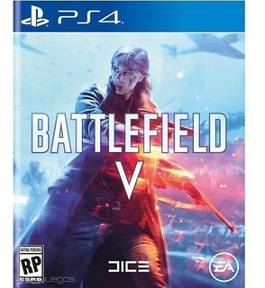 Battlefield V Ps4 - Juego Fisico - Prophone