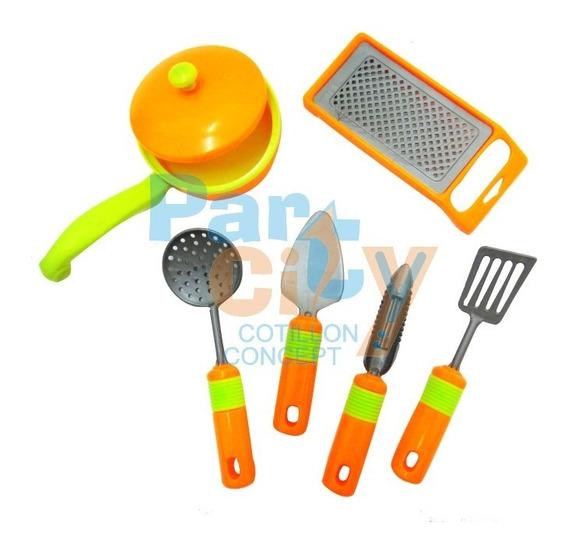 Set Accesorios Cocina Souvenirs Juguetes Infantil X1 Set