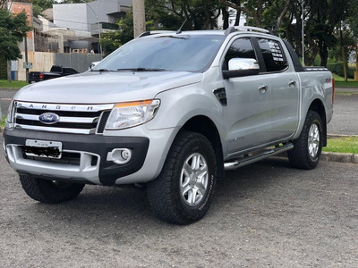 Ford Ranger Limited 3.2 Diesel Aut. 4x4 2014 Unico Dono