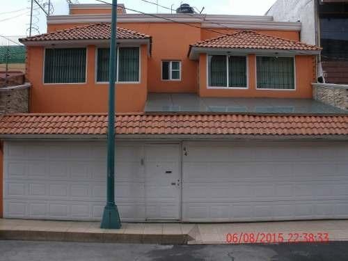 Casa Residencial En Venta En Paseos De Churubusco, Iztapalapa.