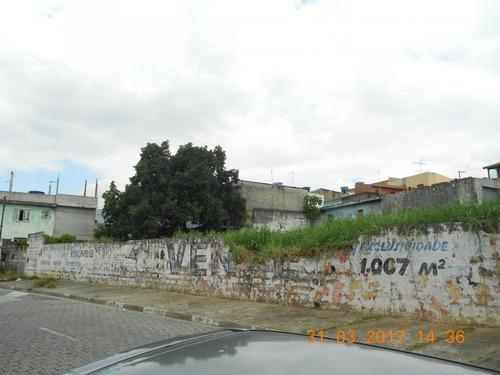 Terreno A Venda No Bairro Macedo Em Guarulhos - Sp.  - 1782-1