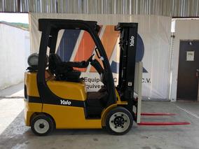 Clean Forklift Used Montacrgas Usado Seminuevo