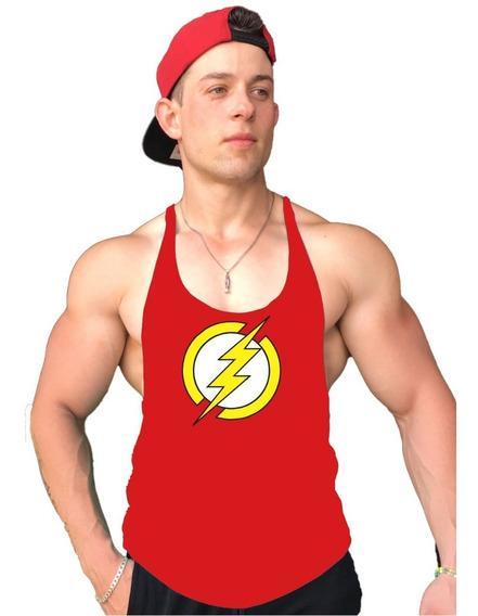 Playera De Hombre, Tank Top, Camiseta Olimpica Superhéroes